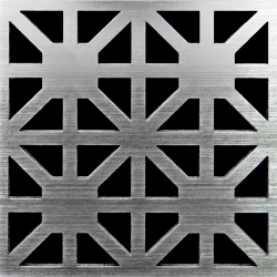 PSC Pro Stainless Steel Drain Grate Cover - Obelix Design
