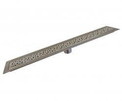 PSC Shower Stainless Steel Linear Trench Drain