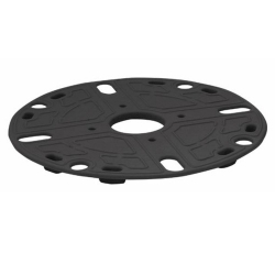 PSC Arkimede Raised Floor System Noise Reduction Top Rubber Pad